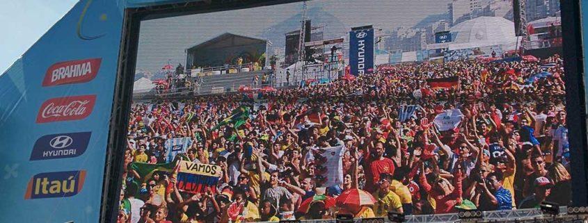 WM 2014: Top 10 Public Viewing Lokale in Wien