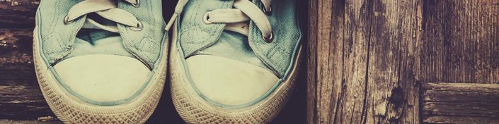 Second Hand Schuhe
