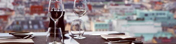 Dachterrassenbars Restaurants mit Ausblick Wien