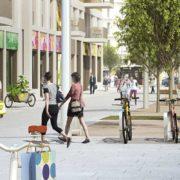 Seestadt Aspern Geschäfte und Restaurants