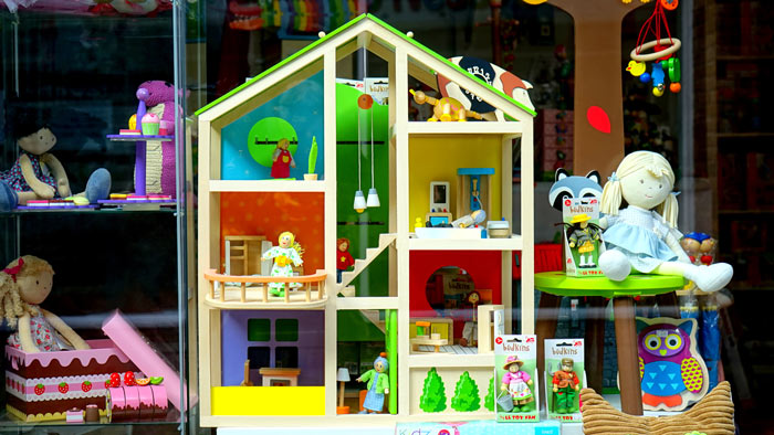 Spielzeug Wien