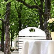 Versteckte Gastgärten Wien