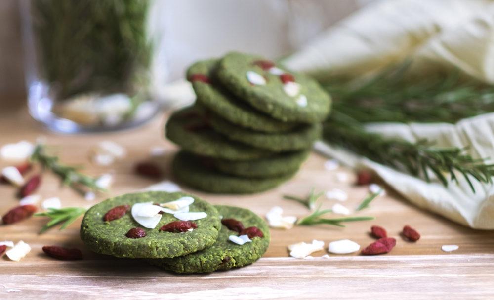 Matcha Cookie Demmers Teehaus