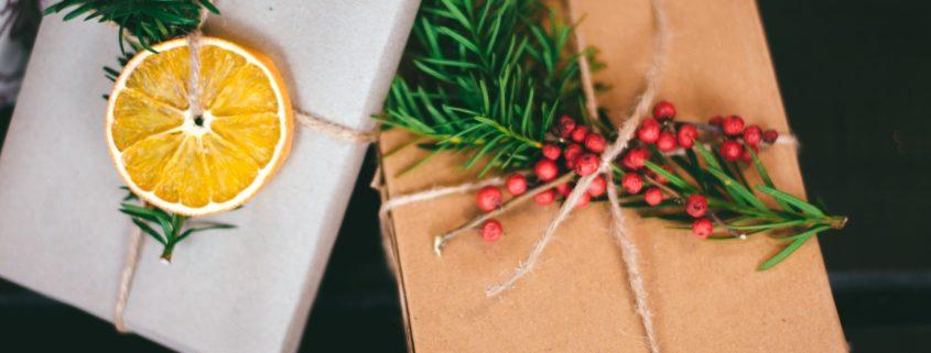Weihnachtsgeschenke in Wien