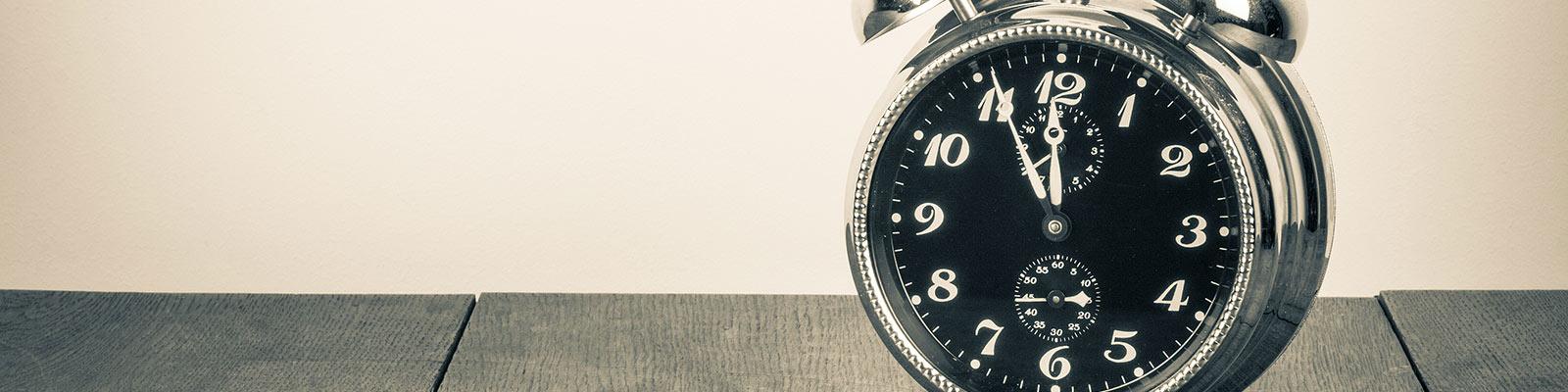 Zeitmanagement am Arbeitsplatz